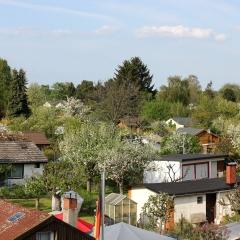 Kleingartenpanorama